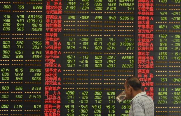 Entenda o que está acontecendo com as bolsas de valores na China