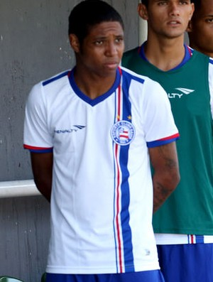 Luan Bahia (Foto: Felipe Oliveira / Divulgação / EC Bahia)