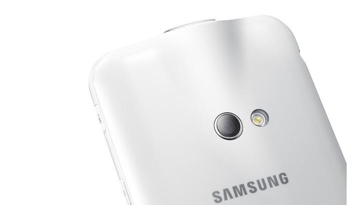 Smartphone Galaxy Beam vem com câmeras mais fracas (Foto: Divulgação/Samsung)