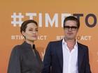 'Brad Pitt só está com Angelina Jolie pelos filhos', afirma médium a jornal