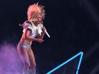 Lady Gaga rebate críticas sobre corpo durante Super Bowl: 'Estou orgulhosa'