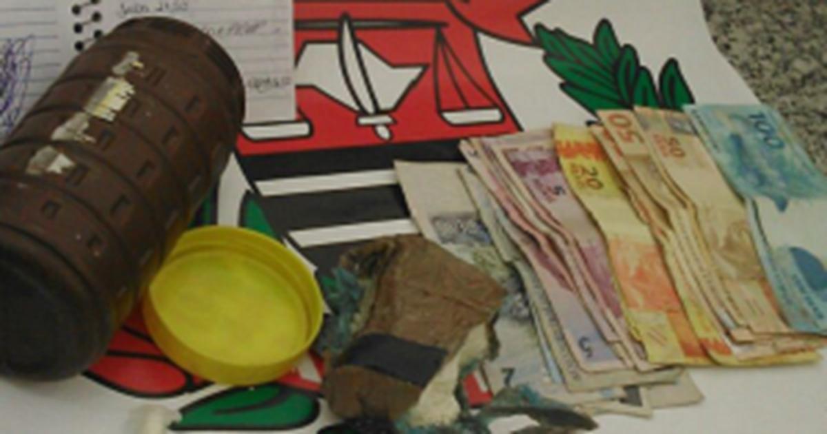 Homem de 42 anos é preso por tráfico de drogas em Guará, SP - Globo.com