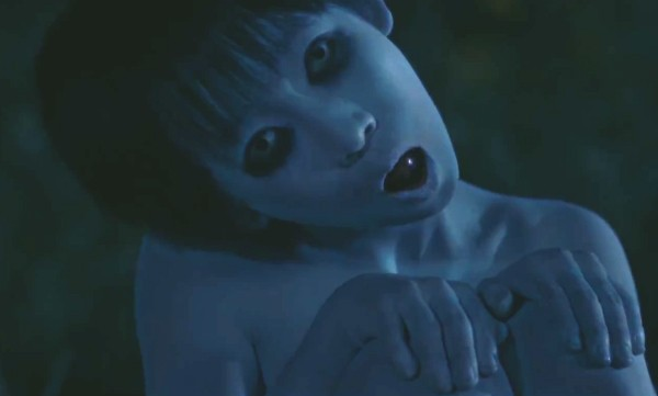 Um dos protagonistas de 'Sadako V Kayako' (Foto: Reprodução)