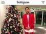 Luciele Di Camargo zoa look de Neymar no Natal: 'Parece um gnomo'