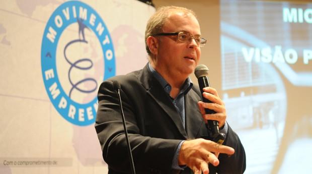 """Cassio Spina: """"A qualidade da gestão é a característica mais importante no empreendedor"""" (Foto: Rafael Jota)"""
