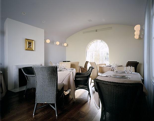 Restaurante La Bastide, em Los Angeles, de 2003 (Foto: divulgação)