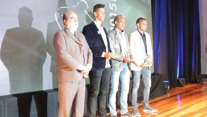 Premiação Top da Bola (Foto: Diego Madruga)