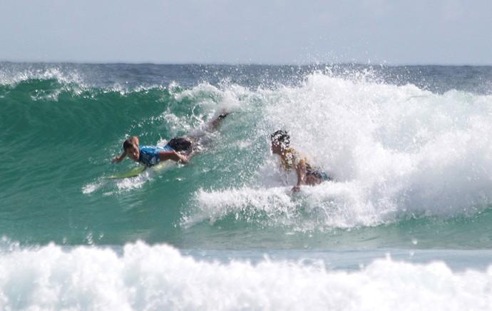 Gabriel Medina, surfe, Gold Coast (Foto: Luciana Pinciara / Motion Photos)