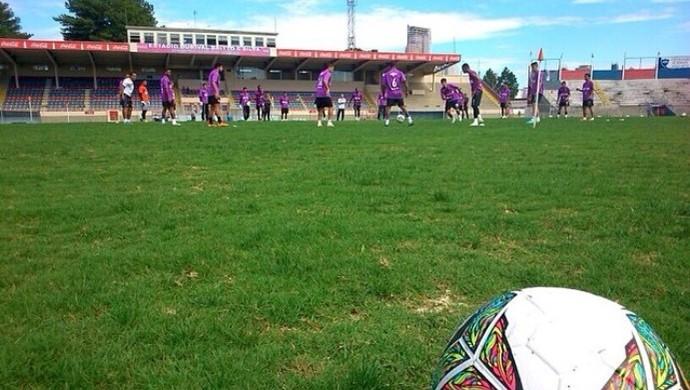 Atlético-PR treina na Vila Capanema (Foto: Site oficial do Atlético-PR/Divulgação)