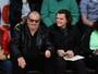 Em meio a rumores de Alzheimer, Jack Nicholson vê jogo nos EUA