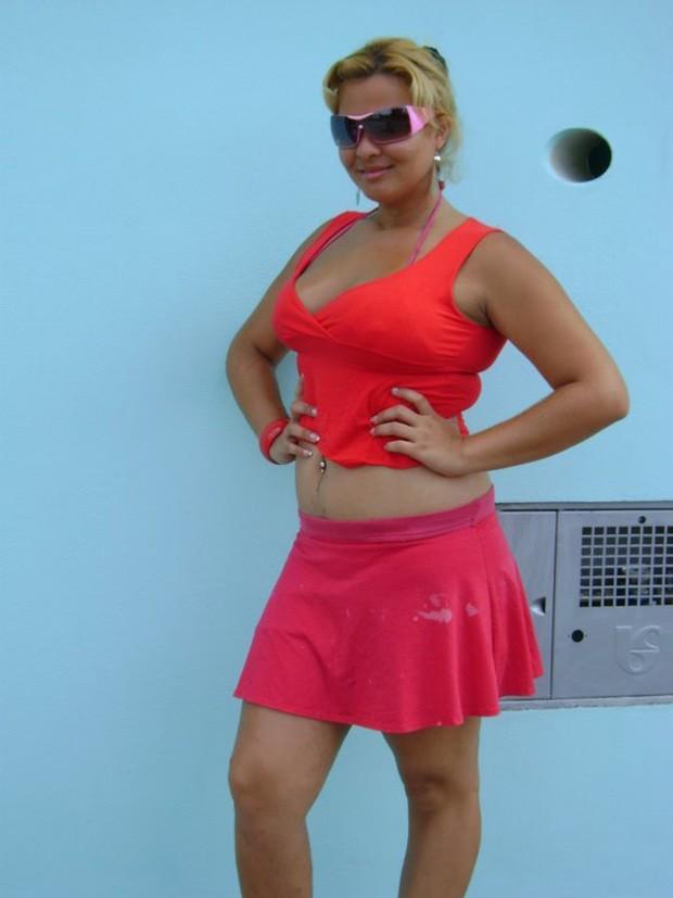 Geisy Arruda (Foto: Reprodução)