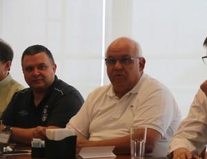 Romildo Bolzan Junior presidente do Grêmio