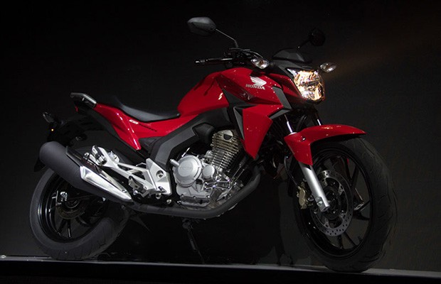 Honda CB 250 Twister (Foto: Divulgação)