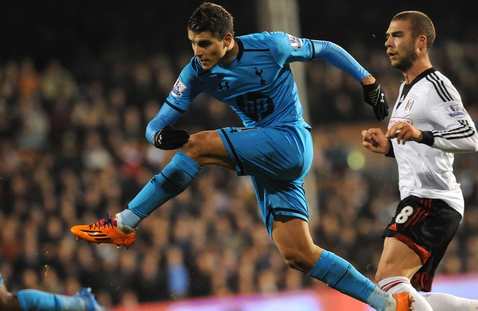 Erik Lamela Tottenham (Foto: AFP)