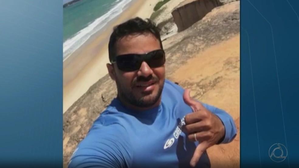 Agente da 'Lei Seca' foi atropelado em blitz em João Pessoa (Foto: Reprodução / TV Cabo Branco/Arquivo)