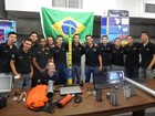 Alunos do ITA criam foguete para competição nos Estados Unidos