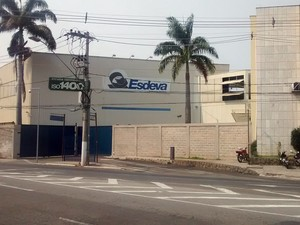 Esdeva Juiz de Fora (Foto: Ramon Chaia/G1)