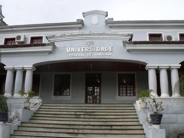 Unir RO (Foto: Unir/Divulgação)