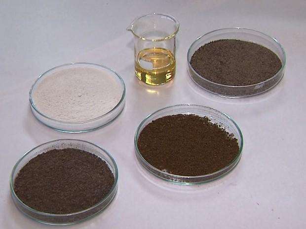 Fertilizantes produzidos a partir de resíduos de couro são livres de substâncias tóxicas e mais eficientes na lavoura (Foto: Márcio Meirelles/EPTV)