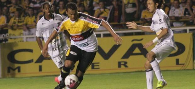Zé Carlos, do Criciúma (Foto: Fernando Ribeiro, Divulgação / Criciúma EC)