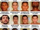 Após fuga de 39 presos, secretaria divulga fotos de procurados no AM