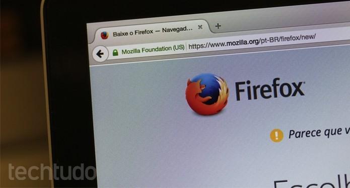 Mozilla decide aposentar funções pouco usadas, ou que comprometem a performance do Firefox (Foto: Melissa Cruz/TechTudo) (Foto: Mozilla decide aposentar funções pouco usadas, ou que comprometem a performance do Firefox (Foto: Melissa Cruz/TechTudo))