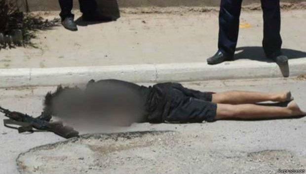 Seifeddine Rezgui foi morto após ter atirado e participado do ataque que matou 38 pessoas na Tunísia  (Foto: BBC)