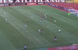 Chapecoense sai na frente, mas cede empate ao Atlético-GO