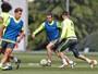Recuperado de lesão, Gareth Bale volta a trabalhar com o grupo do Real
