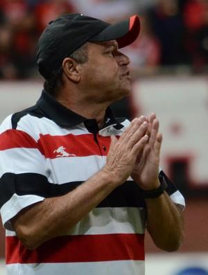 Arturzinho Joinville técnico (Foto: Henrique Porto/Avante!)