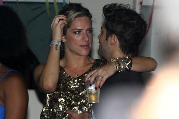 Bruno Gagliasso e Giovana Ewbank (Foto:  Marcello Sá Barretto / AgNews)
