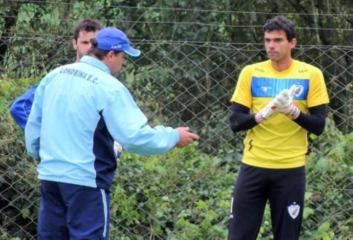 Vitor Claudio Tencati Londrina (Foto: Divulgação/SM Sports)
