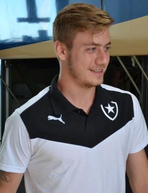 Luís Henrique Botafogo (Foto: Jota Rufino/GloboEsporte.com)