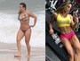 Veja o antes e depois dos famosos saradões que estarão no Arnold Classic Brasil 2016