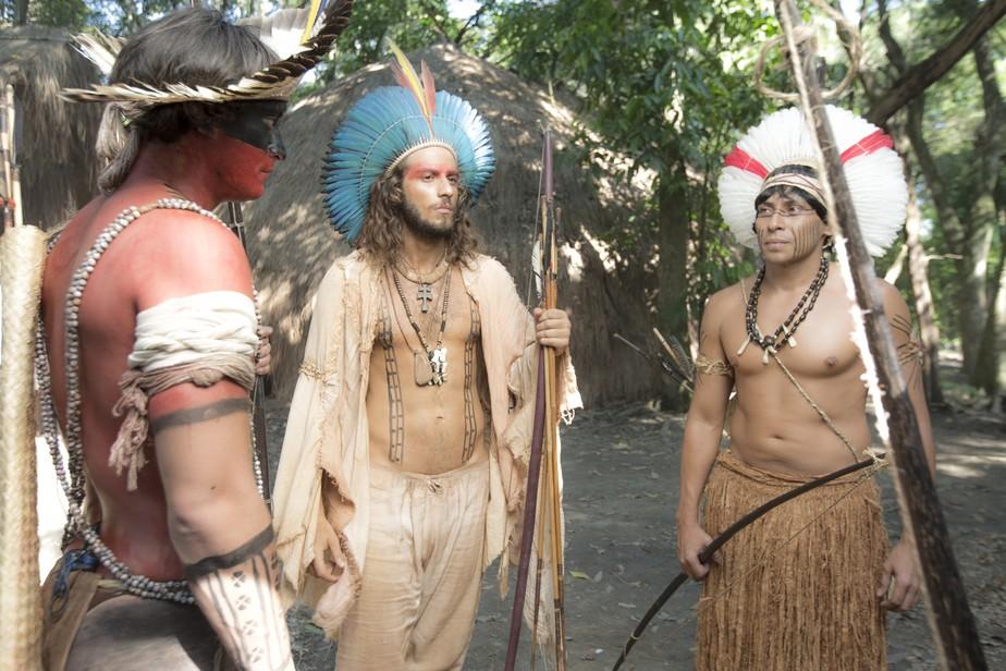 Joaquim lidera ação misteriosa dos índios