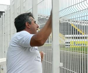 Jubão torcedor XV XV de Piracicaba Nhô Quim (Foto: Guto Marchiori)