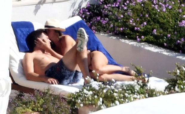 Tom Brady e Gisele Bündchen (Foto: The Grosby Group)
