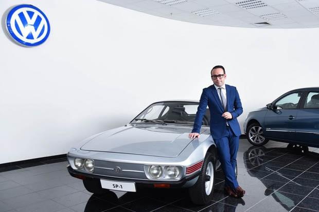 José Carlos Pavone, chefe de design da Volkswagen na América do Sul (Foto: Divulgação)