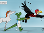 Charge: Liga Sorocabana e Bauru tentam segurar o Flamengo no NBB 9