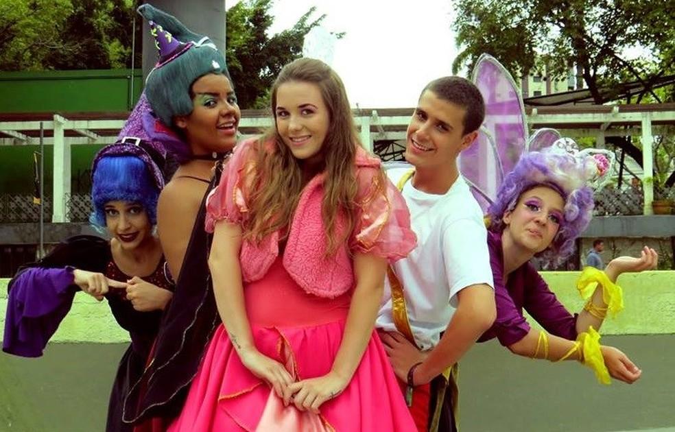 As Aventuras da Princesa Jezebel (Foto: Divulgação)