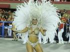 Bicampeã: Viviane Araújo é eleita melhor rainha do carnaval do Rio