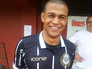 Lateral-direito Jancarlos está prestes a assinar contrato com Rio Branco. (Foto: Richard Pinheiro/ Globoesporte.com/es)