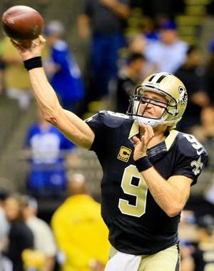 NFL Drew Brees New Orleans Saints (Foto: Reuters)
