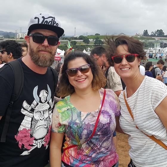 Lollapalooza (Foto: Nina Finco)