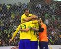 Brasil vence terceira partida da série  de amistosos contra a Argentina: 3 a 0