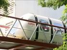 UFRJ desenvolve trem de levitação magnética