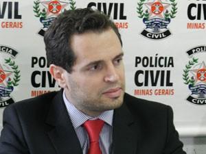 Suspeito morte Bárbara Uberlândia (Foto: Felipe Santos/G1)