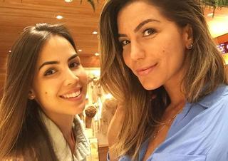 Pérola Faria e Isabella Vorccaro (Foto: Reprodução/Instagram)