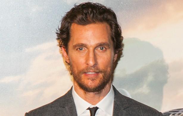 O ator Matthew McConaughey ama cozinhar. Que delícia! (Foto: Getty Images)