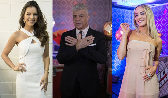 Look Clássicos no The Voice Brasil (Foto: Isabella Pinheiro e Artur Meninea)